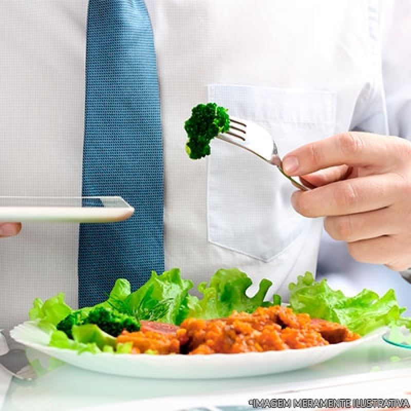 Alimentação Saudável para Empresa Parque Anhembi - Alimentação Empresarial