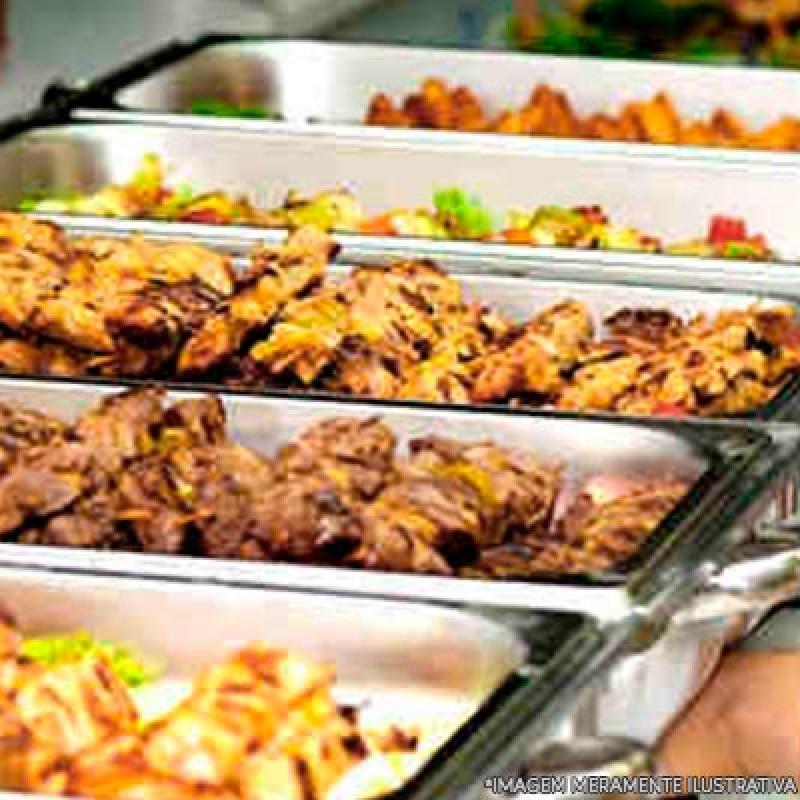 Alimentações Empresas Jardim São Luiz - Alimentação na Empresa Ceia