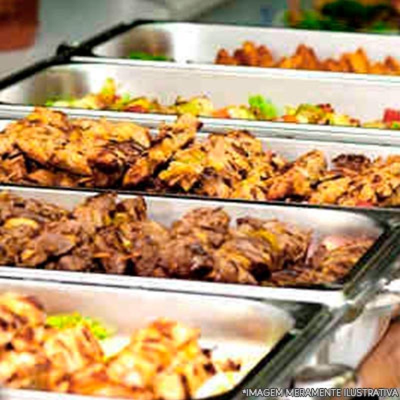 Almoço para Empresa Transportado Preço Santa Isabel - Refeição de Empresa Almoço Transportado