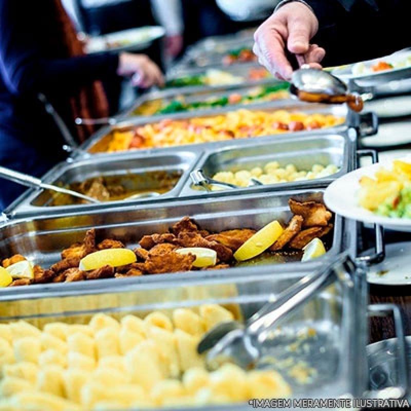 Almoço Transportado Coletivo Parada Inglesa - Refeição Coletiva Almoço Transportado