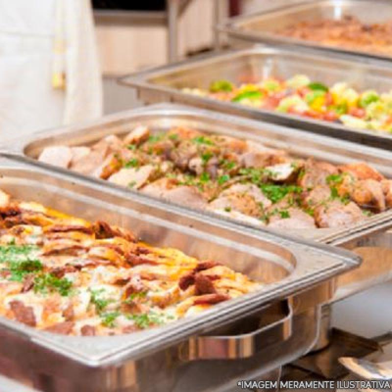 Distribuidor de Alimentação na Empresa Ceia Parque Peruche - Alimentação de Empresa