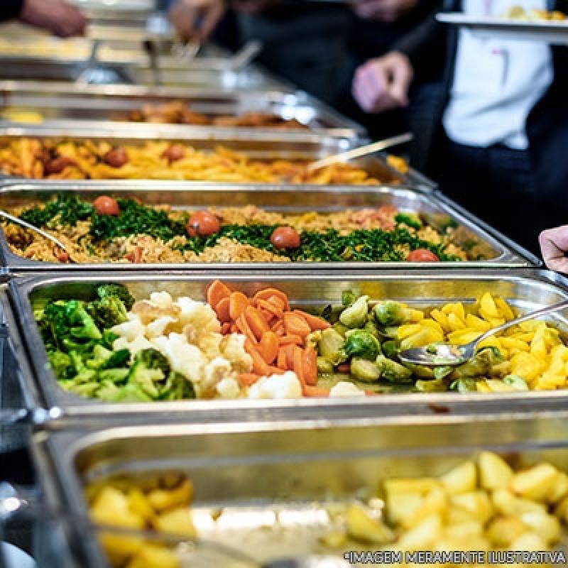 Distribuidor de Refeição de Empresa Almoço Transportado Brooklin - Refeição de Empresa Almoço Transportado