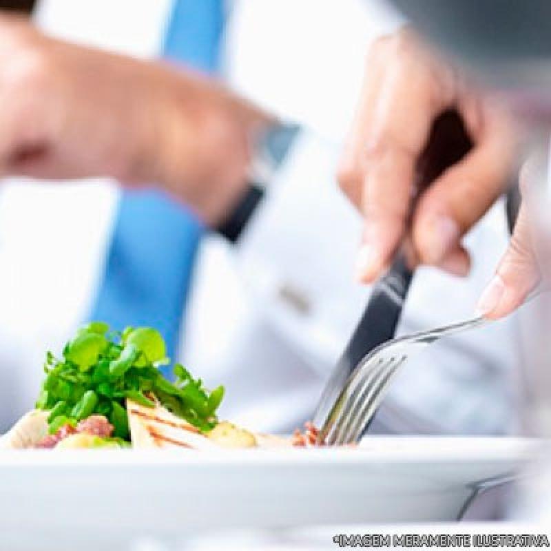 Empresa Refeições Coletivas Orçamento Brooklin - Refeição Coletiva Almoço