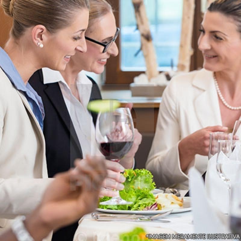 Fornecedor de Alimentação Oferecida pela Empresa Jockey Clube - Alimentação Almoço para Empresas