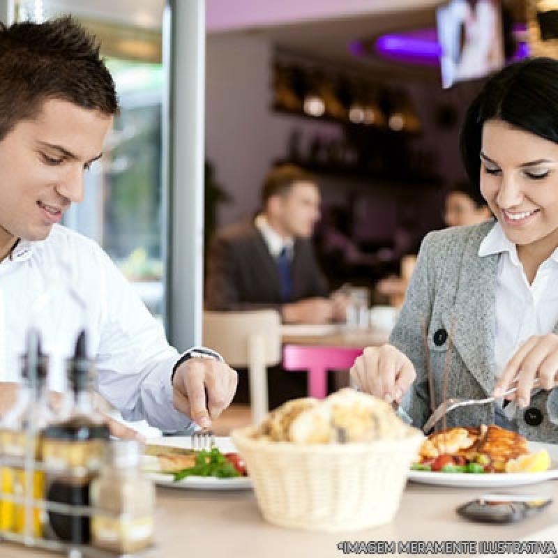 Fornecedor de Alimentação para Empresa Interlagos - Alimentação Empresa Almoço
