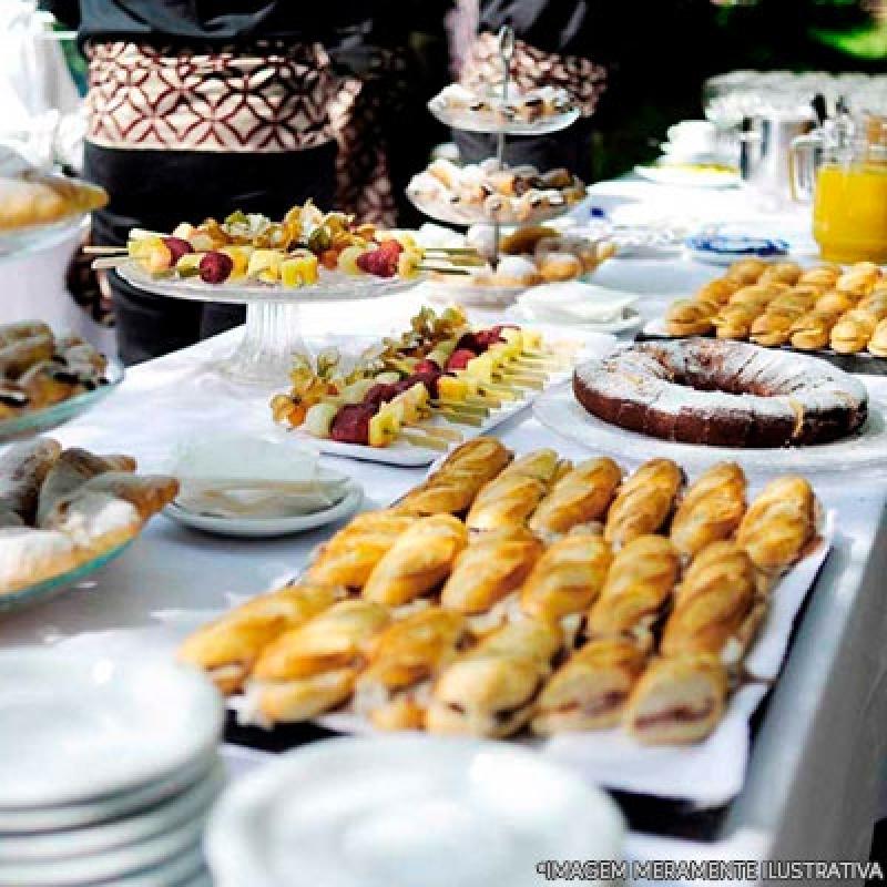 Onde Tem Empresa de Café da Tarde Vila Vessoni - Sugestão para Café da Tarde na Empresa
