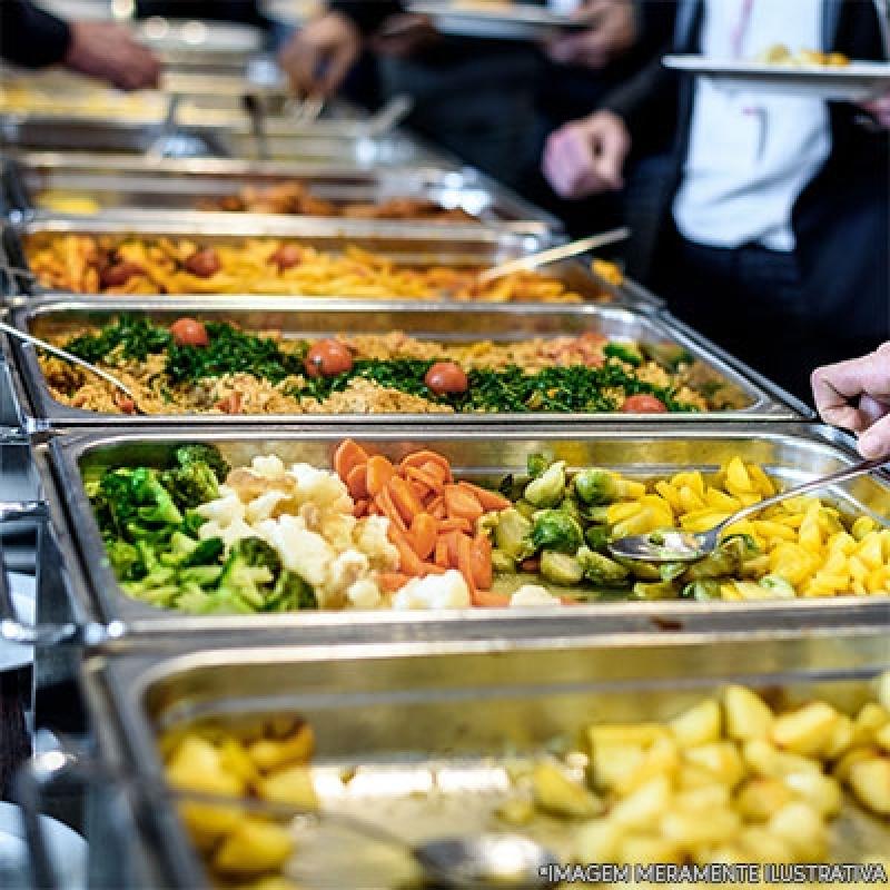 Onde Tem Empresas de Refeições Coletivas Imirim - Refeição Coletiva Almoço