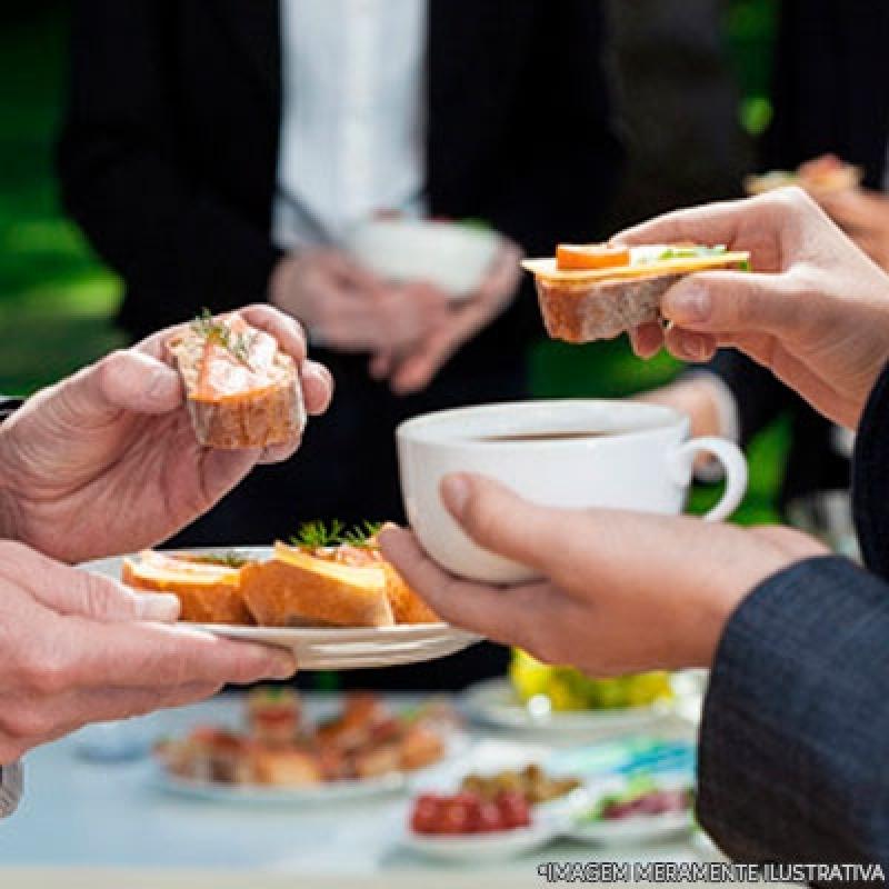 Onde Tem Sugestão para Café da Tarde na Empresa Piqueri - Café da Tarde Empresa