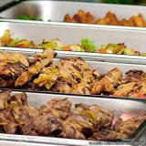 alimentação coletiva almoço transportado preço Vila Cruzeiro