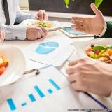 alimentação para empresa preço Região Central