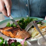 alimentação saudável coletiva