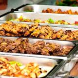 almoço para empresa transportado preço Santa Isabel
