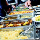 almoço transportado coletivo