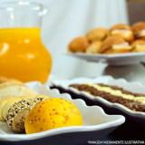 café da manhã empresarial Jandira