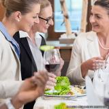 fornecedor de alimentação almoço para empresas Brooklin