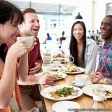 fornecedores de almoço para empresas Sacomã