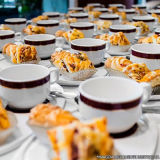 fornecimento de café da manhã na empresa clt Chácara Flora