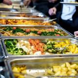 jantares para empresa Vila Cordeiro