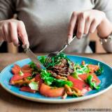 onde acho refeição coletiva almoço saudável Cantareira