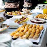 onde tem café da tarde empresa M'Boi Mirim