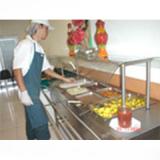onde tem refeições industriais saudáveis Parque do Carmo
