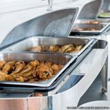 orçamento de refeição transportada Indianópolis