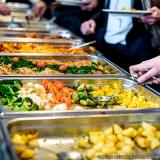 orçar refeição para empresa transportada Pacaembu