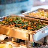 orçar refeição transportada saudável Parque Peruche