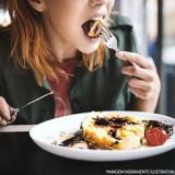 refeição coletiva almoço saudável