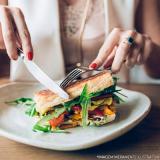 refeições coletivas industriais saudáveis jardim São Saveiro