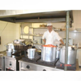 refeições industriais saudáveis orçamento Vila Uberabinha