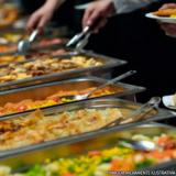 refeições transportadas industriais orçamento Brasilândia
