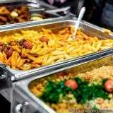 refeições transportadas industriais Caieiras