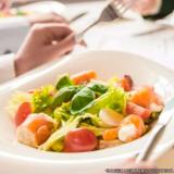 refeição coletiva saudável transportada
